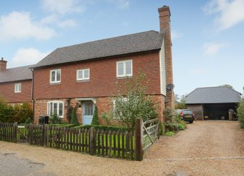 Canterbury Road, Challock, Ashford TN25. 4 bed detached house for sale