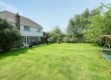 Thumbnail 5 bed detached house for sale in Angel Heights, Hawkinge, Folkestone