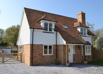 Thumbnail 3 bed detached house for sale in Barnetts Hill, Peasmarsh