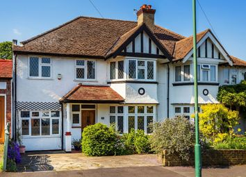 Thumbnail 4 bed semi-detached house for sale in Northwood Road, Carshalton