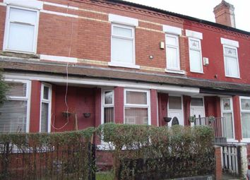 3 bed terraced house for sale in Reynell Road, Longsight, Manchester M13