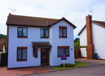Thumbnail 4 bedroom detached house for sale in Lark Rise, Sidmouth