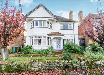 Thumbnail 5 bed detached house for sale in Blenheim Avenue, Highfield, Southampton
