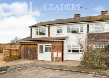 5 bed semi-detached house to rent in Portfield Close, Buckingham MK18