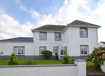 Thumbnail 4 bed detached house for sale in Simpson Cross, Haverfordwest