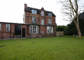 Thumbnail 3 bed flat to rent in Stone Road, Eccleshall, Stafford