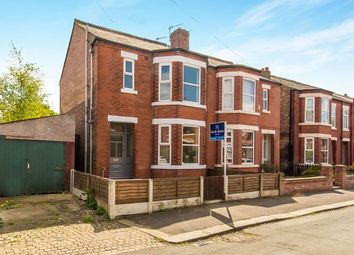 Thumbnail 3 bed semi-detached house to rent in Rudyard Road, Salford