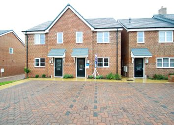 Thumbnail 3 bed semi-detached house for sale in Scholars Way, Werrington, Stoke-On-Trent