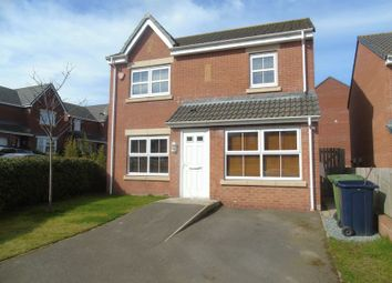 Thumbnail 4 bed detached house for sale in Dobson Close, High Spen, Rowlands Gill