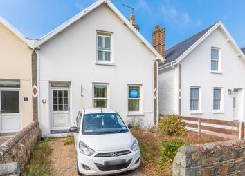 Thumbnail 2 bed semi-detached house for sale in Les Canus, St. Sampson, Guernsey