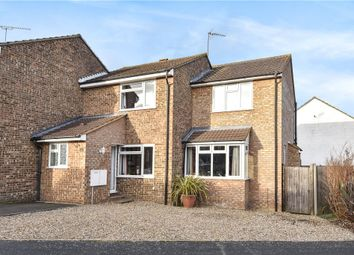 Thumbnail 3 bed semi-detached house for sale in Wordsworth Avenue, Yateley, Hampshire