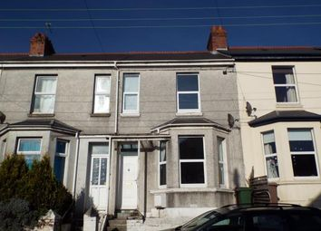 Thumbnail 3 bedroom terraced house for sale in Plymouth, Devon