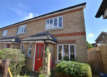 Thumbnail 3 bedroom end terrace house for sale in The Chilterns, Stevenage, Herts