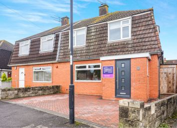 Thumbnail 3 bed semi-detached house for sale in Cornhill Drive, Hengrove