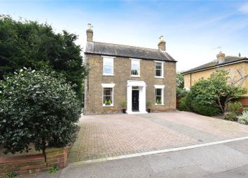 Thumbnail 3 bed detached house for sale in Wingfield House, Stock Lane, Wilmington, Kent