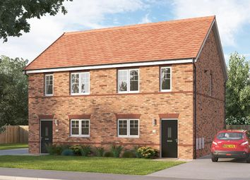 """Thumbnail 3 bedroom end terrace house for sale in """"Coming Soon"""" at Myton Green, Europa Way"""