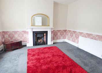 Thumbnail 3 bed terraced house to rent in Wallsend Road, North Shields