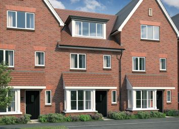 "Thumbnail 4 bed property for sale in ""The Darwin"" at Burns Way, Holmbush Potteries Estate, Faygate, Horsham"