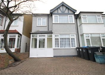 Thumbnail 3 bed terraced house for sale in Rosecourt Road, Croydon