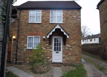 Thumbnail 1 bed semi-detached house to rent in Old Bakery Court, Iver, Bucks