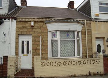 Thumbnail 2 bedroom terraced house for sale in Cromwell Street, Sunderland