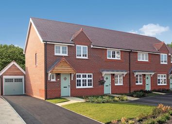 Thumbnail 1 bed semi-detached house for sale in Regents Grange, Chester Lane, Saighton, Chester, Cheshire