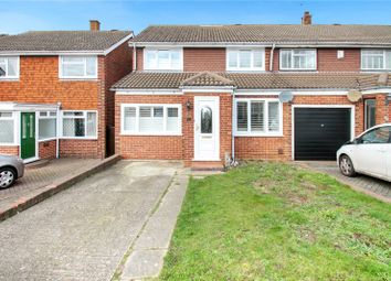 Thumbnail 4 bed terraced house for sale in Ladyfields, Northfleet, Kent