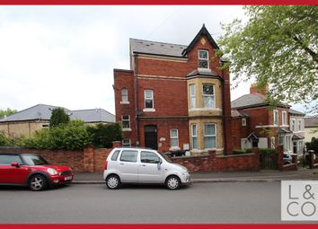 Thumbnail 2 bed flat for sale in Clyffard Crescent, Newport