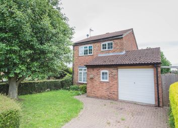Thumbnail 3 bed detached house for sale in Windmill Lane, Raunds, Wellingborough