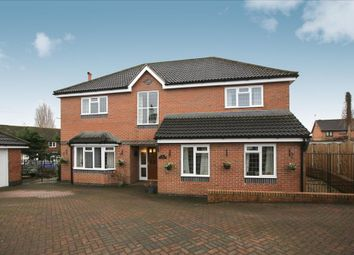 Thumbnail 5 bed detached house for sale in New Road, Anderton, Northwich