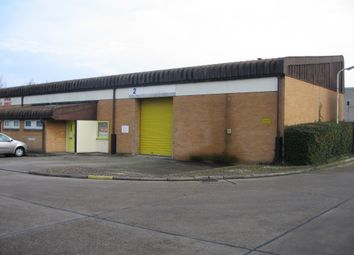 Thumbnail Warehouse for sale in Swinborne Road, Basildon