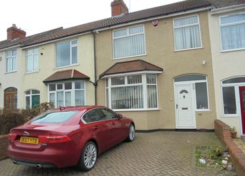 Thumbnail 3 bed terraced house to rent in Whitehall Rd, Whitehall, Bristol