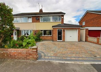 Thumbnail 4 bed semi-detached house for sale in Wasteneys Road, Todwick, Sheffield