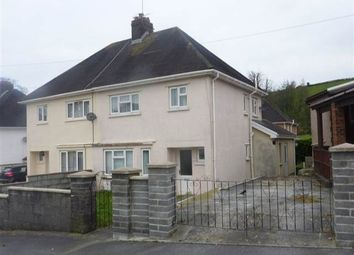 Thumbnail 3 bed property to rent in Heol Rudd, Carmarthen