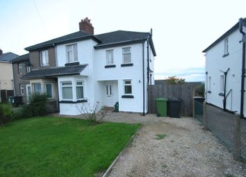 Thumbnail 3 bed semi-detached house to rent in Belle Vue Road, Cinderford