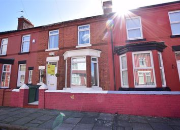 Thumbnail 3 bed terraced house for sale in Adelaide Street, Wallasey, Merseyside