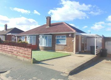 Thumbnail 2 bed semi-detached bungalow for sale in Downend Road, Westerhope, Newcastle Upon Tyne