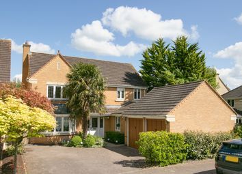 Thumbnail 4 bed detached house for sale in Betony Way, Bicester