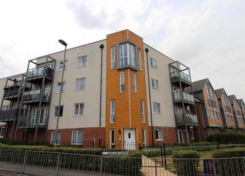 Thumbnail 1 bed flat for sale in John Hunt Drive, Basingstoke