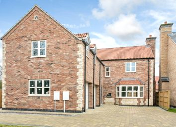 Thumbnail 5 bed detached house for sale in Thorne Lane, Scothern