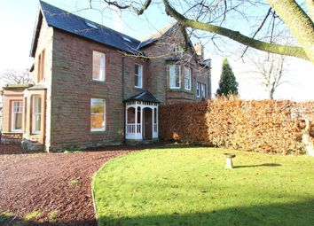 Thumbnail 4 bed semi-detached house for sale in Furze Brook, Plains Road, Wetheral, Carlisle, Cumbria