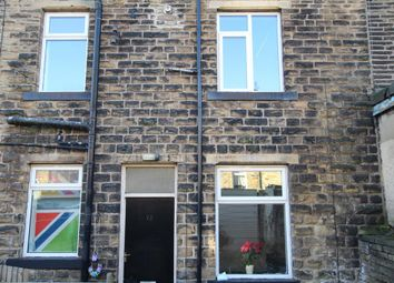 Thumbnail 1 bed terraced house for sale in Kershaw Street, Bradford