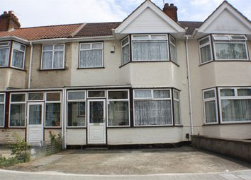 Thumbnail 4 bed terraced house for sale in Malvern Gardens, Harrow, Middlesex