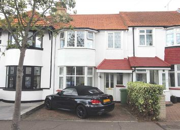 Thumbnail 3 bed terraced house to rent in Harley Street, Leigh-On-Sea