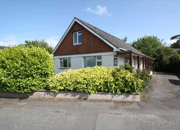 Thumbnail 3 bed detached bungalow for sale in Gwel Y Don Estate, Min Y Mor, Pentraeth