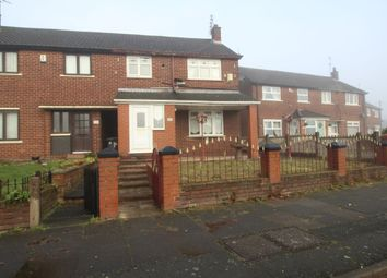 Thumbnail 3 bed terraced house for sale in Hale Road, Widnes