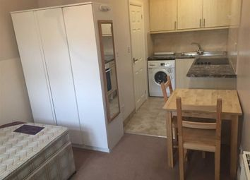 Thumbnail 1 bedroom studio to rent in Finchley Road, Golders Green