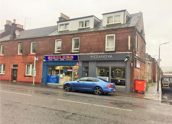 Thumbnail Retail premises for sale in Sizzlers / Pizzanova, 7-9 Main Street, Alexandria, West Dunbartonshire