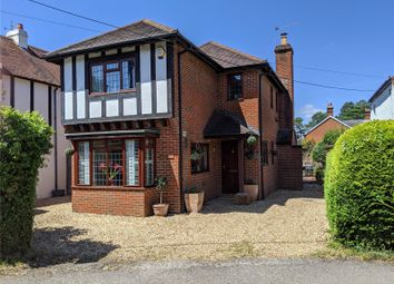 Thumbnail 3 bed detached house for sale in Burnt Hill Way, Wrecclesham, Farnham, Surrey