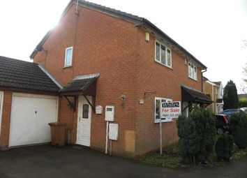 Thumbnail 2 bed terraced house to rent in Bromford Close, Little Billing, Northampton